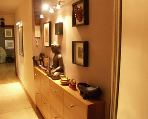 Doro 13 hall mobiladoro - Decoracion de pasillos estrechos ...